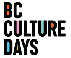 BC Culture Days